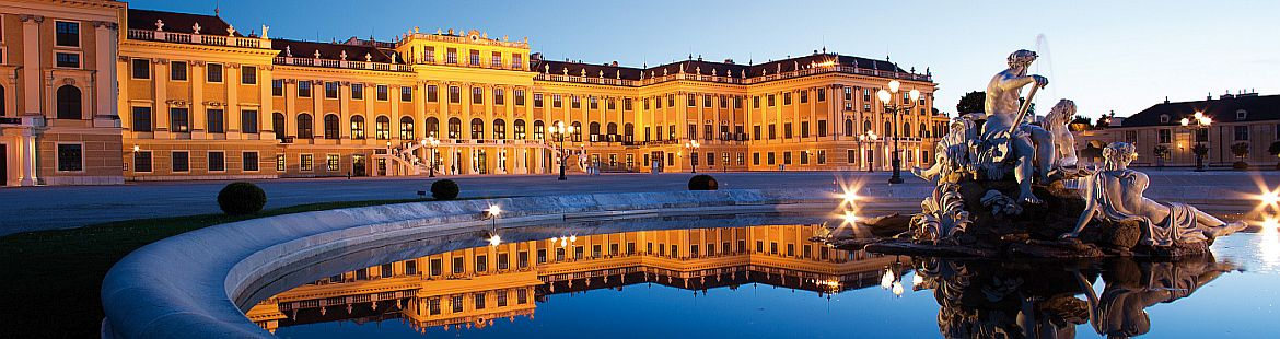 Schoenbrunn Fountain ©Peter Rigaud Photography GmbH