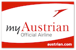 my Austrian -Official Airline